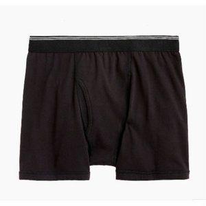 J. Crew Men Cotton/spandex Stretch Boxer Briefs